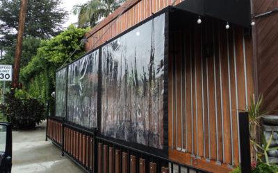 custom retractable awnings